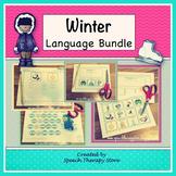 Speech Therapy Winter Language