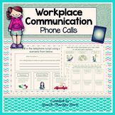 Speech Therapy Workplace Communication Making Phone Calls