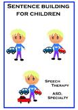 Building Sentences Using Visual Cues.