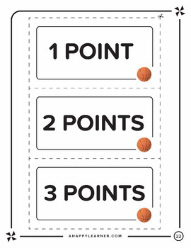 Speech Basketball Word Retrieval/Language Processing/Vocabulary Game