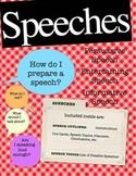 Speech Writing Public Speaking on the Smartboard