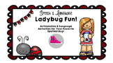 Speech and Langauge Ladybug Fun!
