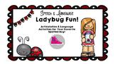 Speech and Langauge Ladybug Fun!