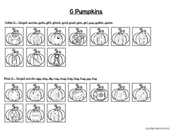 Speech and Language Activities for Mixed Groups: Pumpkin Farms