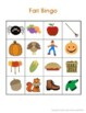 Speech and Language Activity Pack:  Autumn
