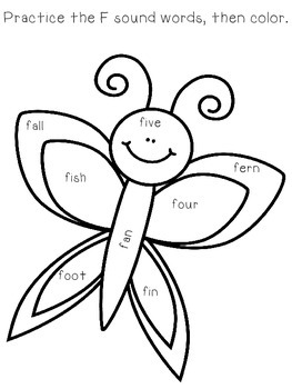 Speech and Language Bundle: Insect Theme