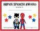 Speech and Language Certificates {Pack 1}