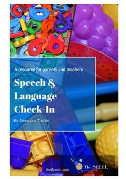 Speech and Language Check In