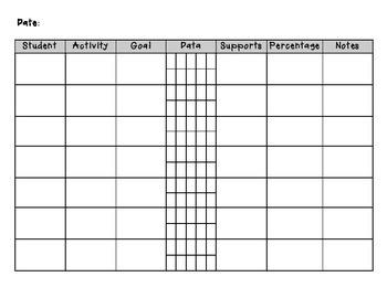 Speech and Language Data Sheet