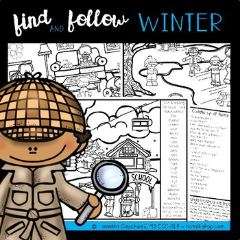 Find and Follow Speech and Language: Winter