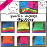 Speech and Language Flipbooks