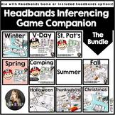 Speech and Language Headbands Companion: Growing Bundle