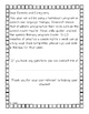 Speech and Language Homework Sign Off Sheets