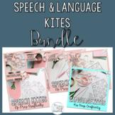Speech and Language Kites Craft Bundle