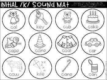 Speech and Language Mats