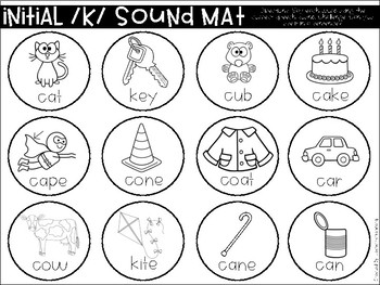 Speech and Language Mats
