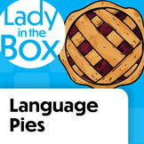 Speech and Language Pies with Chef Lola- BOOM Cards