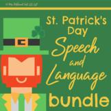Speech and Language St. Patrick's Day