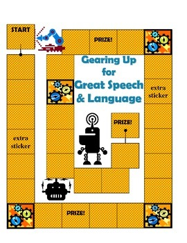 Speech and Language Sticker Charts: 9 Themes (Sailing and Camping Added )