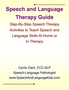 Speech and Language Therapy Guide