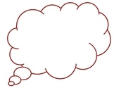 Speech and Thought Bubbles for Social Skills Training - FREEBIE