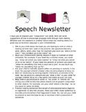 Speech and language winter newsletter