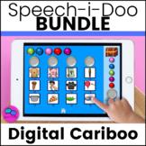 Speech-i-Doo Articulation BUNDLE - Speech Therapy Digital Cariboo BOOM Decks