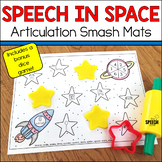 Speech in Space Articulation Worksheets 50%
