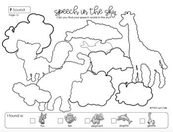 Speech in the Clouds - Articulation