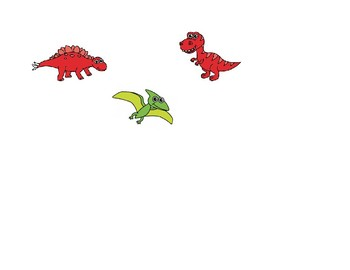 Speech is Dino-Mite Classroom Sign