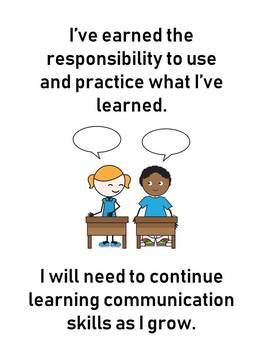 Speech is Over? A discussion of graduating speech therapy #feb2018slpmusthave