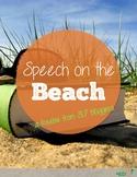 Speech on the Beach e-Zine from SLP Bloggers Summer 2017