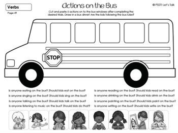Speech on the Bus