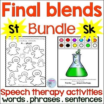 Cluster Reduction Activities for final blends bundle