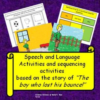 Speech therapy using colorful (colourful) semantics and st