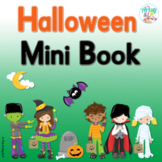 Halloween Speech Language Book