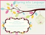 Speech/Language Receptive and Expressive Activity Bundle