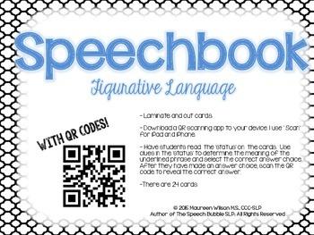 Speechbook: Figurative Language