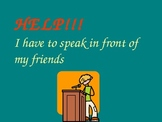 Speeches - How To Get Started