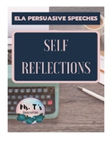 Speeches: self-reflections