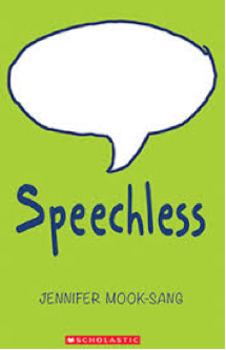 Speechless by Jennifer Mook-Sang- Discussion Questions