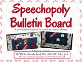Speech Board Game: An Incentive bulletin board for SLPs