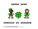 Speechy St. Patrick's Day fun