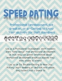 Speed Dating Activity