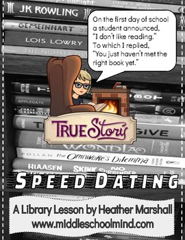 Speed Dating: An Activity to Introduce Students to the Right Book