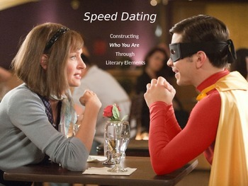 Speed Dating - An Introductory Activity for AP Lang and Comp