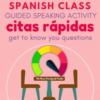 Citas speed dating