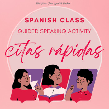 Teaching activity speed dating