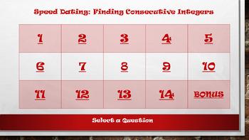 Nopeus dating PowerPoint