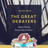 Speed Dating Discussion for The Great Debaters
